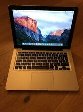 "Apple MacBook Pro 13"" 2009 2.26ghz 4gb Ram 500gb HD"