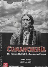NEW - GMT GAMES --- COMANCHERIA - The Rise and Fall of the Comanche Empire