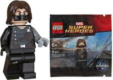 LEGO SUPER HEROES MINIFIG -  WINTER SOLDIER (POLYBAG) 5002948 *NEW UNOPENED*