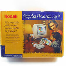 New Kodak Snapshot Photo Color Digital Scanner 1 Factory Sealed 1996 Vintage