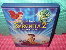 LA SIRENITA 2 - DISNEY - REGRESO AL MAR