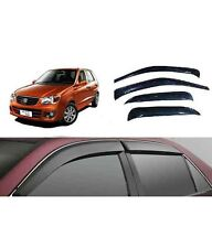 Door Window Visor/Rain Guard For Maruti Suzuki Alto K10 Set Of 4Pcs
