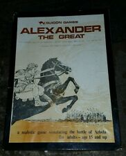 Alexander the Great (1st Edition) Guidon Games Box Set Lot Gary Gygax of D&D