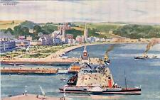 Rothesay artist illustrated  Kilgour ? unused early undivided back pc Cynicus