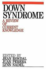 Down Syndrome: A Review of Current Knowledge-ExLibrary