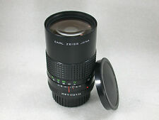 Carl Zeiss Jena 135mm F 2.8 MC Lens - Praktica Bayonet PB Fit - 0402