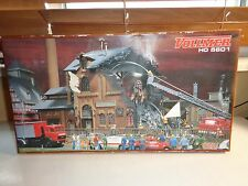 HO NEW Vollmer Factory on Fire Kit #5601
