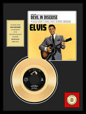 ELVIS PRESLEY - DEVIL IN DISGUISE GOLDENE SCHALLPLATTE