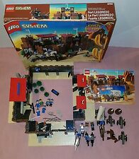 LEGO System Set 6769 FORT LEGOREDO & 6716 Covered Wagon Wild West