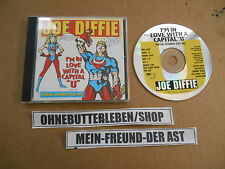 CD Country Joe Diffie - I'm In Love With A Capital U (1 Song) Promo EPIC