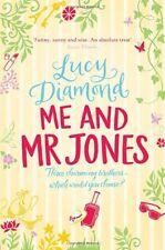 LUCY DIAMANTE ___ ME AND MR JONES __ NUEVO __ ENVÍO GRATIS EN RU