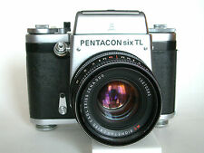 Zeiss PENTACON SIX TL + MC BIOMETAR 2,8/80