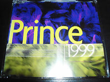 Prince 1999 (Uptown Controversy Dirty Mind) Rare Aust 5 Track CD EP Single