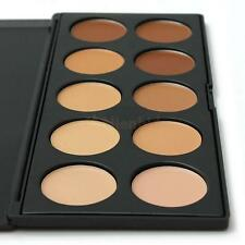 10 Colors Eye Face Camouflage Concealer Palette Cosmetic Makeup Cream Corrector