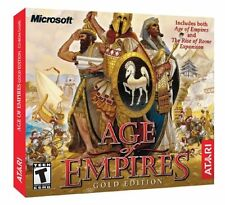 *NEW* Age Of Empires Gold Edition - PC