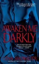 Awaken Me Darkly Gena Showalter 2006 paranormal Romance Alien Huntress Novel