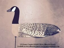 Sillosocks 2-D Sentry Canada Goose Windsock Decoys 1dz  by Sillosock Decoys