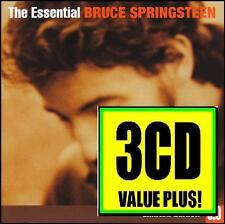 BRUCE SPRINGSTEEN (3 CD) THE ESSENTIAL 3.0 LIMITED EDITION ~ E STREET BAND *NEW*