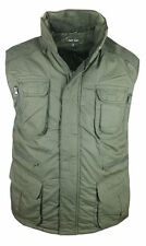 Mens bodywarmer Workguard Padded Gilet Bodywarmer