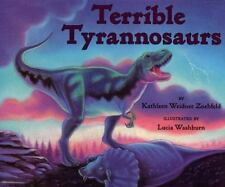 Terrible Tyrannosaurs: Stage 2 (Let's Read-And-Find-Out Science)