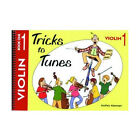 TRICKS TO TUNES BOOK 1 VIOLIN. SHEET MUSIC TUTOR BOOK LEARN HOW TO PLAY BEGINNER