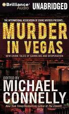 MURDER IN VEGAS New Crime Tales of Gambling - Michael Connelly (MP3, 2013) (3702