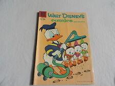 OLD 1960 DELL WALT DISNEY COMICS AND STORIES #235 COMIC BOOK donald duck