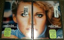 Olivia Newton-John OOP Video Gold 1 & 2  DVDs BRAND NEW Factory SEALED 39 Videos