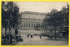 cpa Rare 75 - PARIS Place SAINT GERVAIS L'ORME CENTRAL Hôtel de Ville
