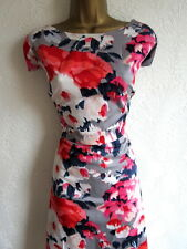 Moonsoon floral flared coctail dress size 18