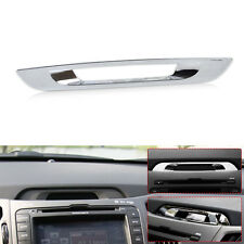 New Chrome Console Display Above Molding Cover Trim for Kia Sportage R 2011-2015