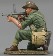 THOMAS GUNN WW2 PACIFIC RS034A AUSSIE KNEELING OWEN GUNNER MIB