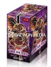 "Yugioh cards ""Dimension of Chaos"" Booster box / Korean Ver / 40 Booster pack"