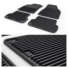 Audi A4 S4 RS4 B6 B7 All Weather Rubber Floor Mats  02 03 04 05 06  07 08
