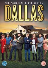 DALLAS COMPLETE SERIES 1 DVD 1st First Season Box Set Brand New UK Release