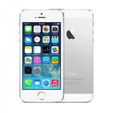 IPHONE 5S 16GB BIANCO ORIGINALE GRADO B + ACCESSORI + GARANZIA - SILVER GRIGIO
