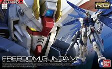 Freedom Gundam RG 05 Real Grade 1/144 Model Figure Kit Bandai Seed Destiny