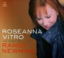 The Music of Randy Newman 2011 by Roseanna Vitro . EXLIBRARY