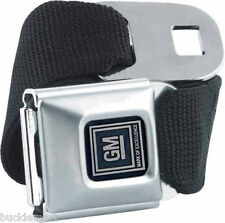 Official GM Logo  Seatbelt  Seat Belt Buckle Official Chevrolet GMC Cadillac