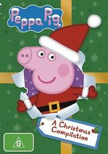 Peppa Pig - A Christmas Compilation NEW R4 DVD