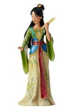 DISNEY SHOWCASE COLLECTION COUTURE DE FORCE~ MULAN FIGURINE ~#4045773~STUNNING!