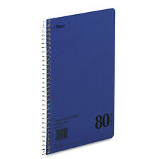 Mead Spiral Bound 1 Subject Notebook, College Rule, 6 x 9-1/2, WE, 80 Sheets/Pad