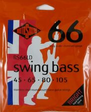 Rotosound RS66LD STAINLESS STEEL BASS STRINGS 45-105