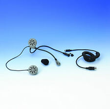 2X TWO Headsets with Lower Cords - Goldwing F6B, GL1800, GL1500 GL1200 (13-201)