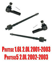 Inner and Outer Tie Rods for Mazda Protege 01-03 & Protege5 02-03