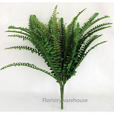 Artificial silk Boston Fern fake plant 54cm 36 leaves