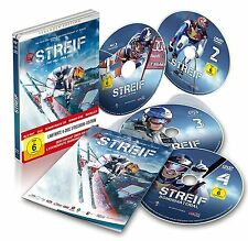STREIF: ONE HELL OF A RIDE (Blu-ray Disc + 2 DVDs + Soundtrack-CD) Steelbook NEU