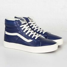 Vans Sk8-Hi Cup CA V177GJ4 Patriot Blue/Whisper White Men Size US 7.5 New
