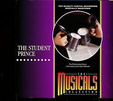 The Musicals Collection CD - Orbis / #35 - The Student Prince - MINT