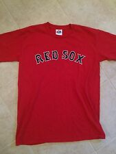 Boston Red Sox MLB T-Shirt #18 Matsuzaka (Adult L)